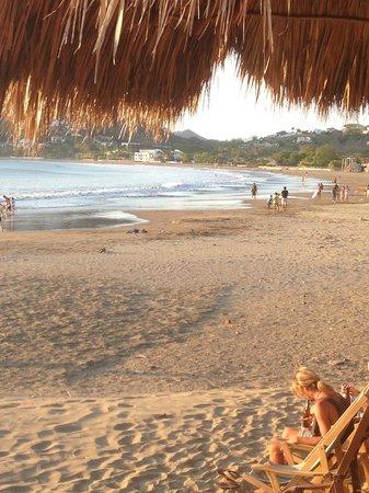 Surf Ranch Hotel & Resort:                   san jose del sur beach view