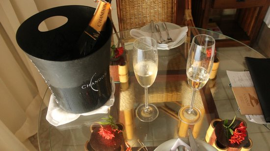 Nannai Resort & Spa:                                     Welcome Drink