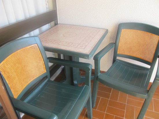 Hotel Tivoli Sintra:                                                                                           балкон