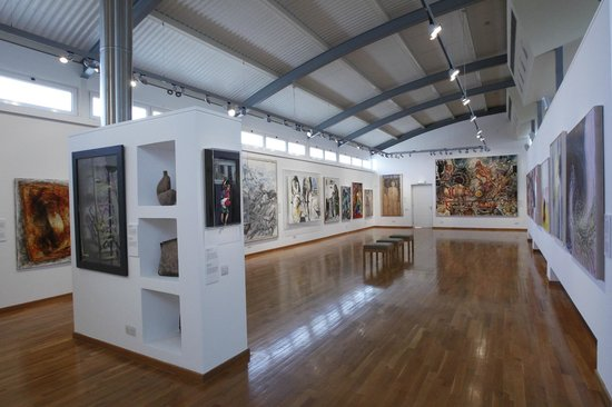 Loukia and Michael Zampelas Art Museum: The permanent collection