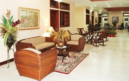 Hotel Internacional Managua: Lobby