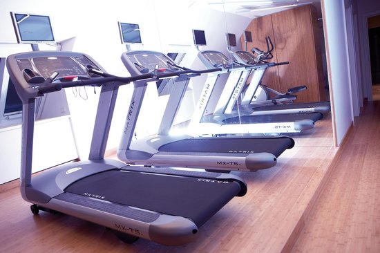 The Ring, Vienna's Casual Luxury Hotel: Fitness Area