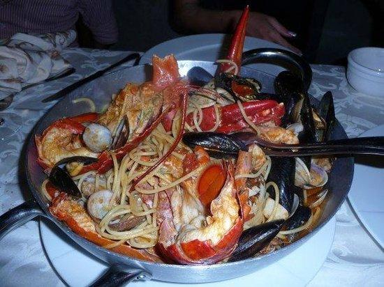 Frosinone, Italie :                   Padella