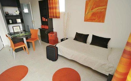 Appart'City Thonon-les-Bains : Park&Suites Confort Thonon Les Bains - Single Room