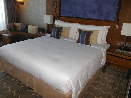 Park Rotana Abu Dhabi:                                     Comfortable bed