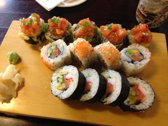 Sushi Was Good The Rest Looked Horrendous Review Of Darea Wroclaw Poland Tripadvisor Whether you opt for the classic california roll or are on the hunt for something more adventurous, there are many. tripadvisor