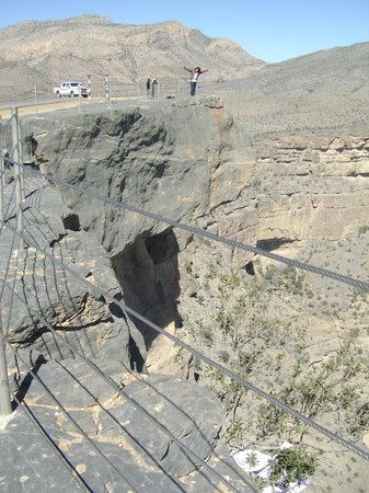 Wadi Ghul - Oman's Grand Canyon:                                     Grand Canyon
