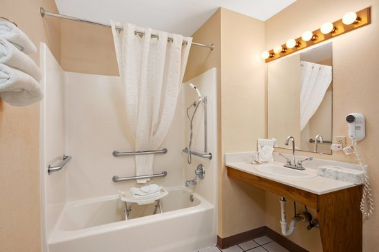 Baymont Inn & Suites Albany: Bathroom A