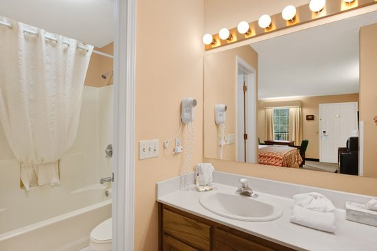 Baymont Inn & Suites Albany: Bathroom B