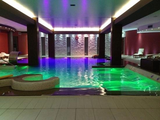 Hotel Lo Zodiaco:                   zona spa