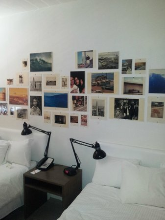 Postcard Inn on the Beach:                                     room