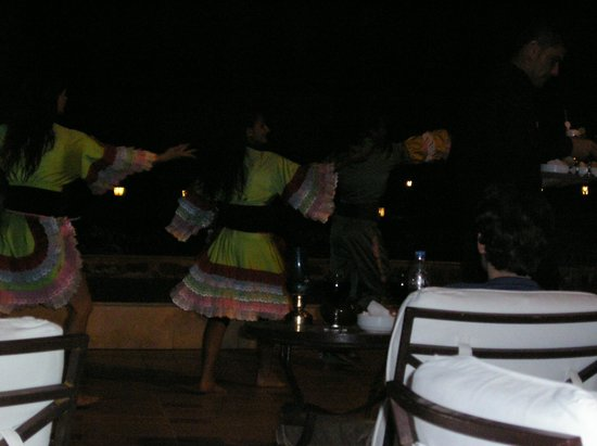 Iberotel Coraya Beach Resort:                   The evening entertainment