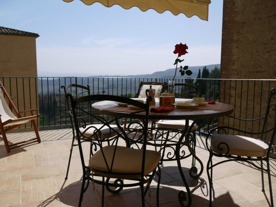 Sant' Antonio: La Terrazza