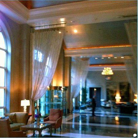 Hotel Crescent Court: The Lobby of the Rosewood Crescent Hotel