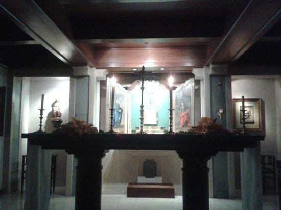 Tres Pastorinhos Hotel:                   capela