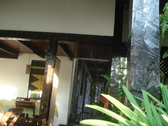 Kybalion Pousada Hotel :                                                       RECEPCION