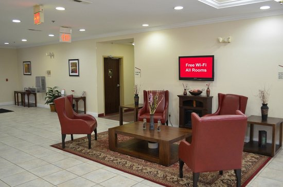 Red Roof Inn Lexington - Richmond: LOBBY