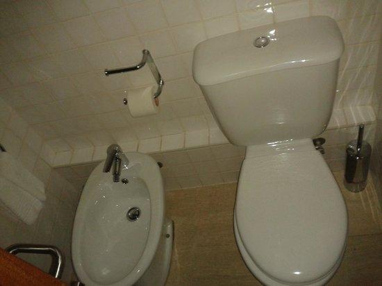 Tres Pastorinhos Hotel :                   banheiro2