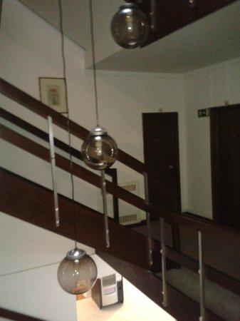 Tres Pastorinhos Hotel :                   escadas