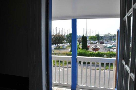 King George III Inn: View from Room 4 balcony