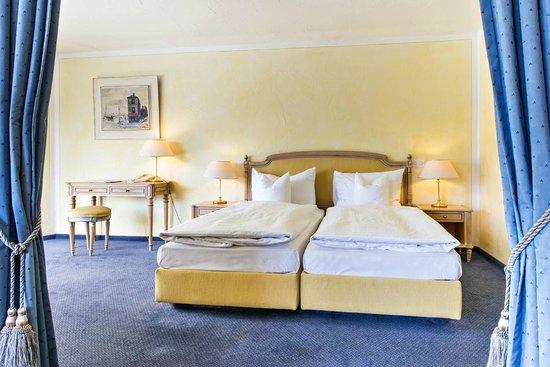 Alpenhotel Quadratscha: Doppelzimmer