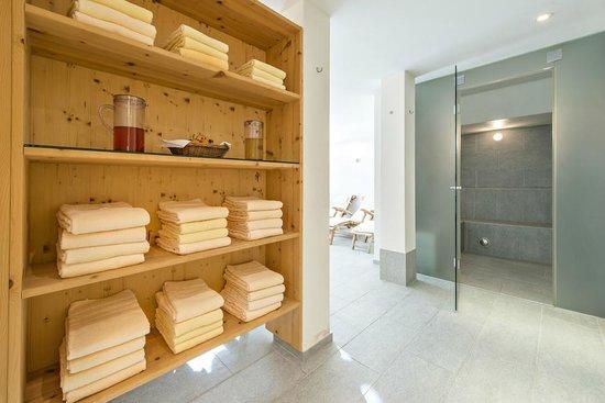 Alpenhotel Quadratscha: Wellness