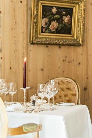 Alpenhotel Quadratscha: Restaurant