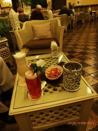 IBEROSTAR Grand Hotel El Mirador:                   Cocktails