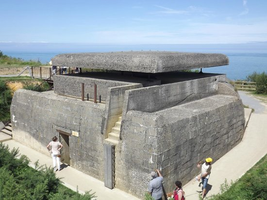 ‪‪Longues Battery‬: poste de direction tir‬