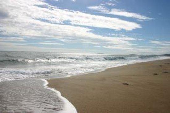 Reid State Park :                   Mile Beach