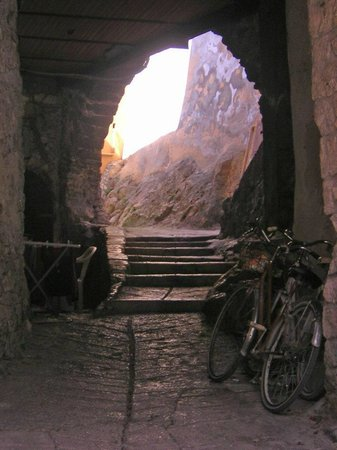 Chiesa di Santo Stefano - Mummie di Ferentillo: Ferentillo, il borghetto di Precetto