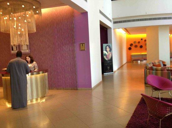 Symphony Style Hotel Kuwait : Funky town