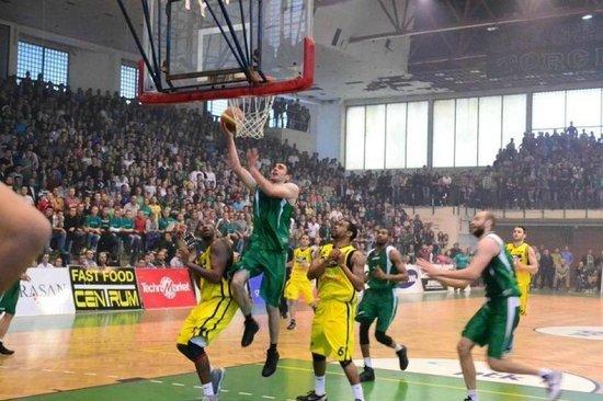 Mitrovica, Kosovo:                   Trepca basketball club (males), several times champion of Kosova (and Kosova c