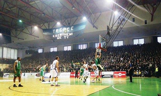 Mitrovica, Kosovo:                   Trepca, the most successful sport team in Kosovo