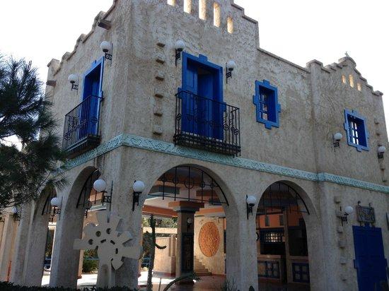 Voyage Belek Golf & Spa:                   Ресторан мексиканской кухни