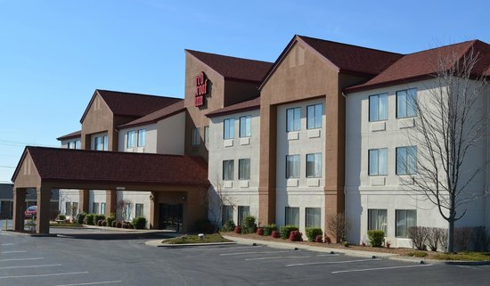 Red Roof Inn Lexington - Richmond: BUILDING FRONT