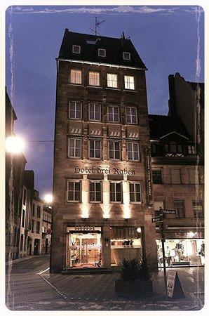 Hotel Drei Raben: Hotel Drei Raben - Night