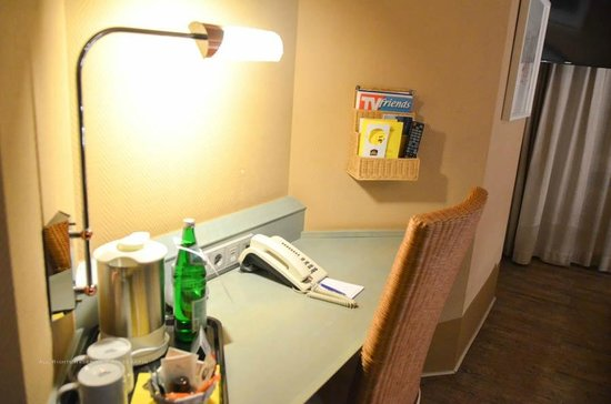 BEST WESTERN Nordic Hotel Ambiente: Desk