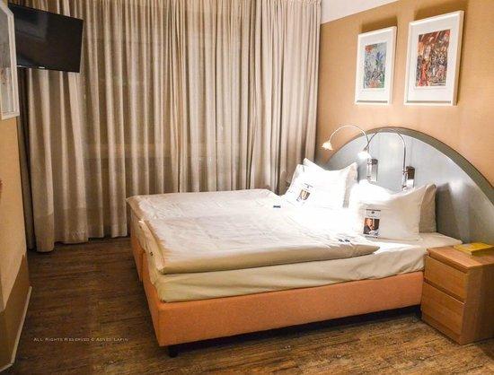 BEST WESTERN Nordic Hotel Ambiente: Bedroom