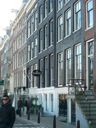 Hotel Hermitage Amsterdam:                   Esterno dell'hotel