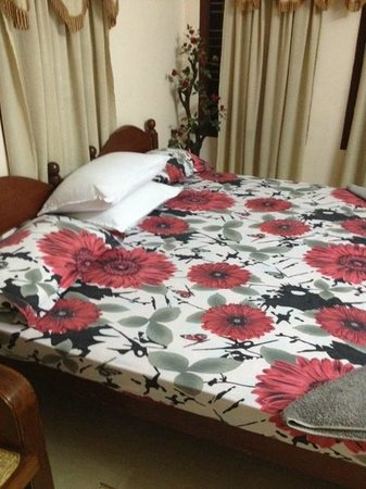 Jasmin Villa Homestay:                   One of the rooms