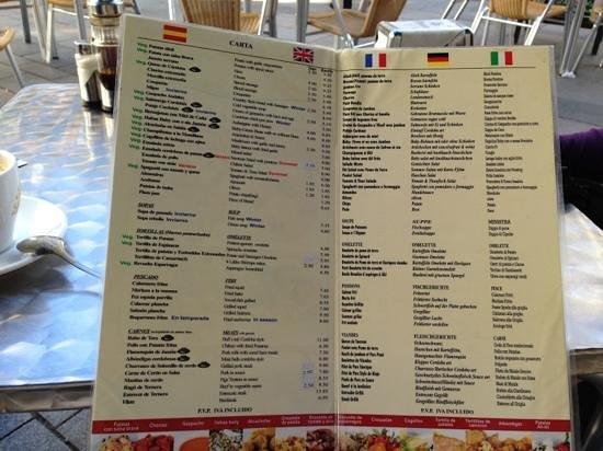 Restaurante el extreme o en c rdoba con cocina otras - Cocina 33 cordoba ...