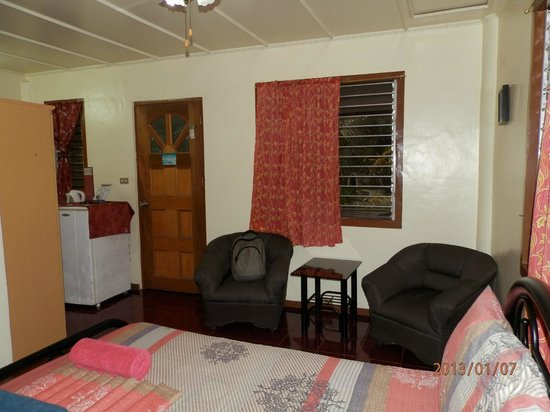 Flower Garden Resort: Room