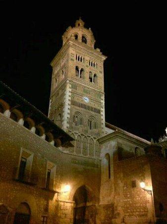 Province of Teruel, Ισπανία:                   Torre de la Catedral de Teruel