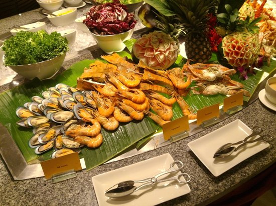 Sheraton Hua Hin Resort & Spa:                   餐廳