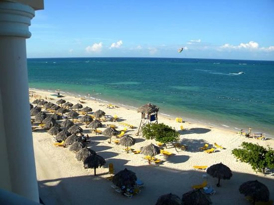 Iberostar Rose Hall Suites:                                                       Suite beach view Room 3337