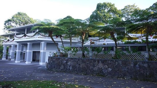 Ohi'a Park Estate:                                     Ansicht B&B