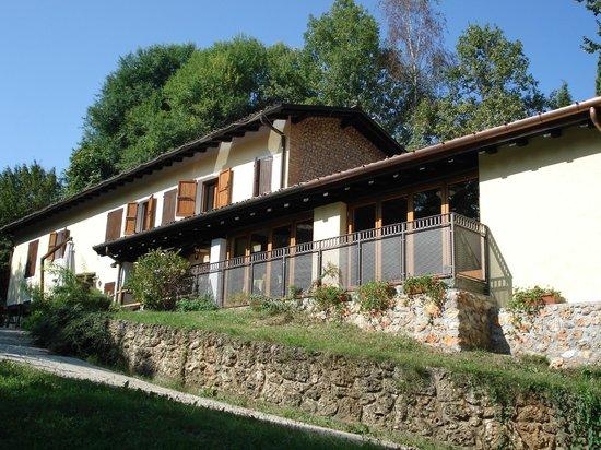 Giavera del Montello, Italy: Agriturismo Ca' sul Bosc