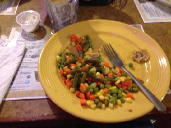 "Mel's Diner: ""my fresh veggies"""