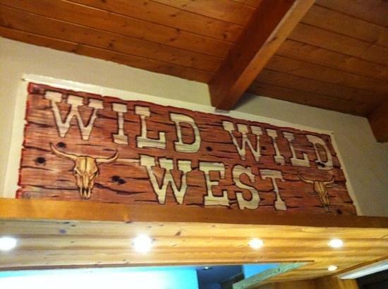 The West: Wild wild west